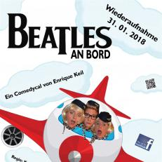 Beatles an Bord